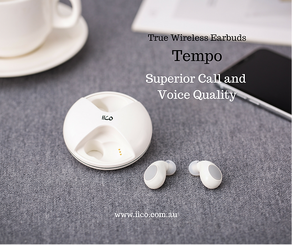 Tempo - Superior Call and Voice Quality