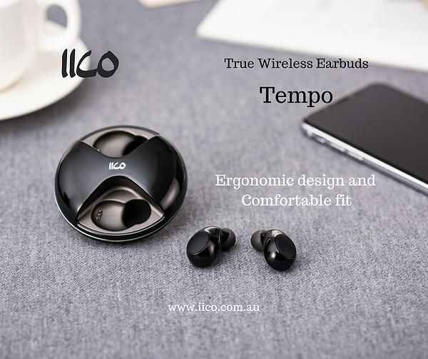 Tempo - Ergonomic design and comfortable