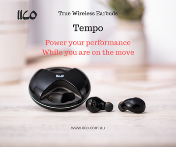 Tempo - Power your performance while you are on the move.