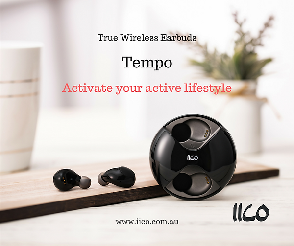 Tempo - activate your active lifestyle -