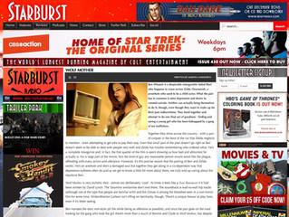 STARBURST MAGAZINE 'WOLF MOTHER' REVIEW
