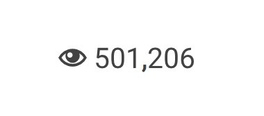 WE HOT 500,000 VIEWS ON THE CHANNEL!