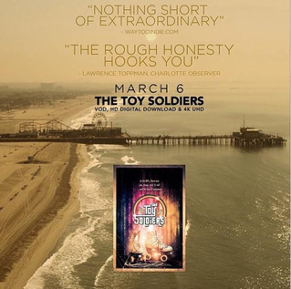 'The Toy Soldiers' Skates Home on VOD Starting 3.6.15