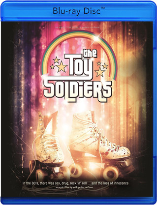 'THE TOY SOLDIERS' NOW AVAILABLE ON BLU RAY W/ SPECIAL FEATURES
