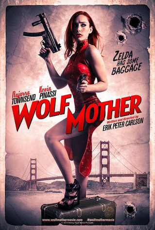 CONTEST: WIN A NAJARRA TOWNSEND SIGNED 'WOLF MOTHER' POSTER!