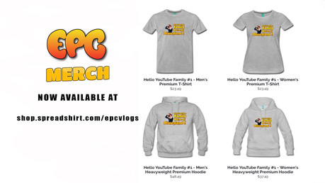 EPC MERCH NOW AVAILABLE ON SPREADSHIRT!