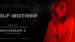 RED-BAND TRAILER FOR GENRE PIC WOLF MOTHER, PLUS JOBLO EXCLUSIVE RENTAL
