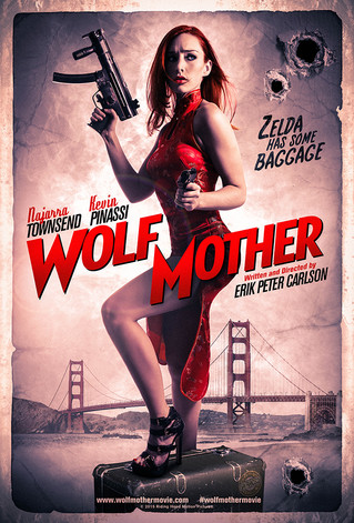 'WOLF MOTHER' ADVANCE POSTER RELEASED!