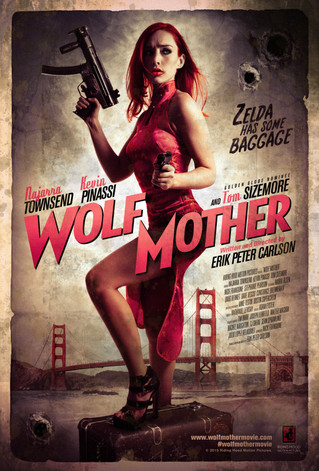 'Wolf Mother' Advance Poster #2 Released for Christmas!