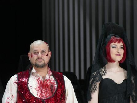 »Carmen« at Nationaltheater Mannheim.