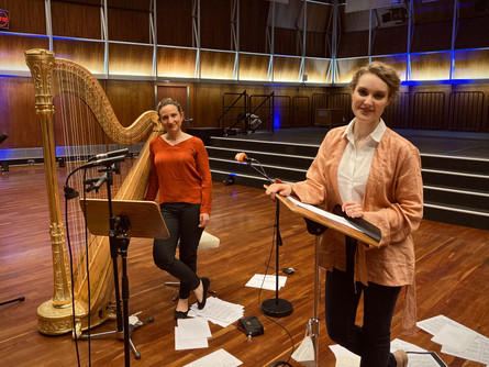 »Mit neuer Klangperspektive« Radio recital
