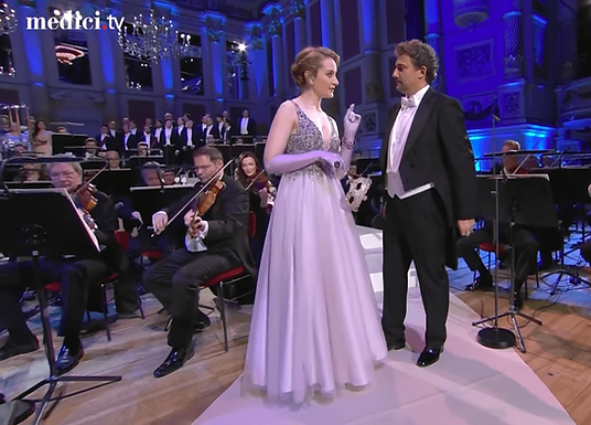 Jonas Kaufmann, Nikola Hillebrand, ... - Johann Strauss II: Die Fledermaus