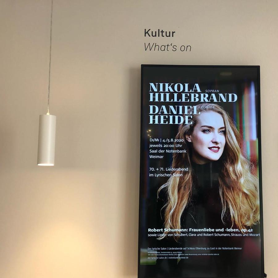 Der Lyrische Salon Weimar