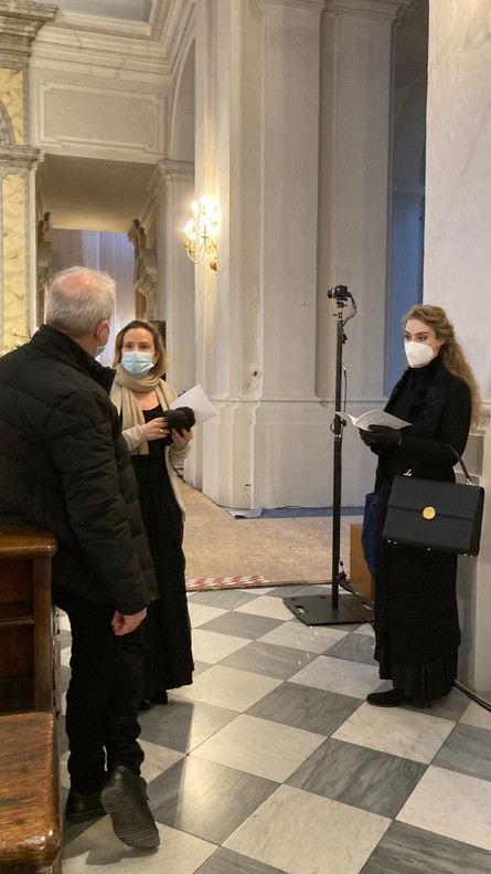 Hofkirche liederabend