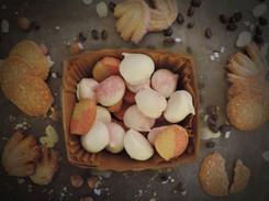 Duo meringues / sablé