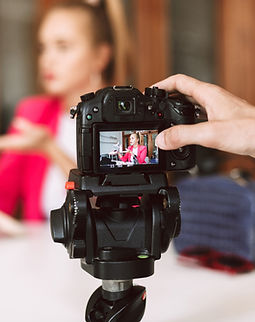 close-up-black-camera-recording-new-vide