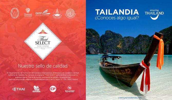 Tailandia es el país invitado en MadridFusión 2016