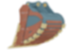 Скальный уиленный ковш чертеж