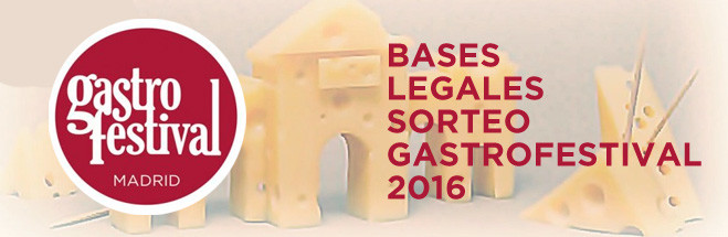 Bases legales sorteo Thai GastroFestival2016