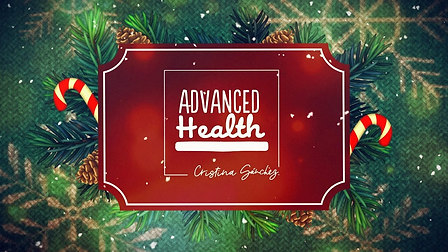 Advanced Health - Happy Xmas - Social Video