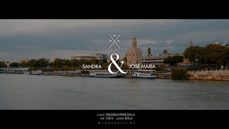 Sandra & José María - Wedding Film (re-edited)