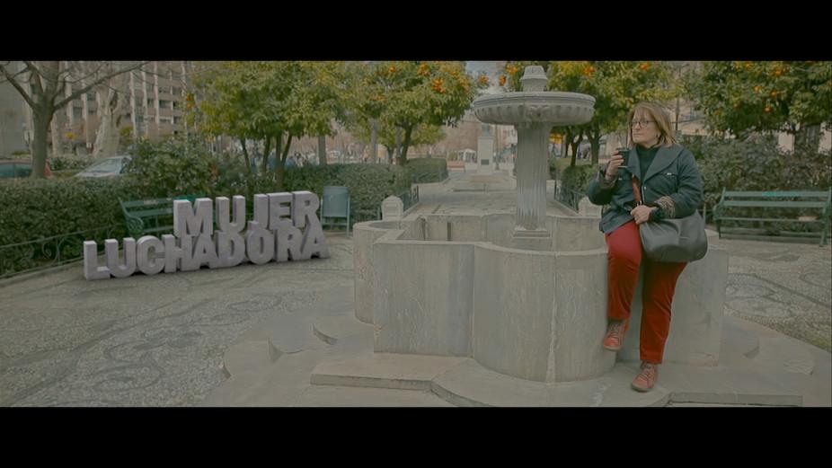 Agr. Mujeres Sordas 10 feb. Granada - Campaña Audiovisual