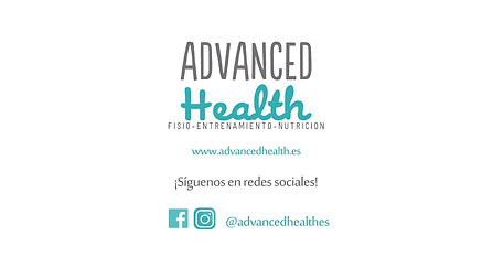 Advanced Health - Social Video