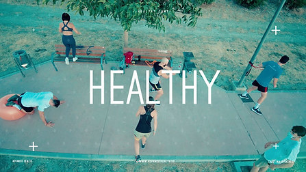 Advanced Health - Healthy Camp - Social Vídeo