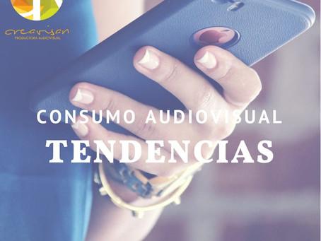¿Tendencias audiovisuales? ¡SÍ!, descúbrelas