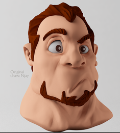 Modelado de personajes