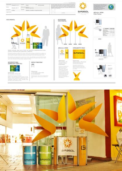 Diseño Stand