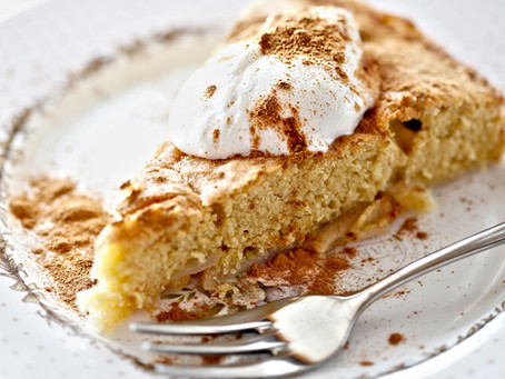Torta Natural con Panela