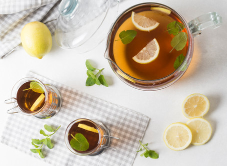 Panela con limón