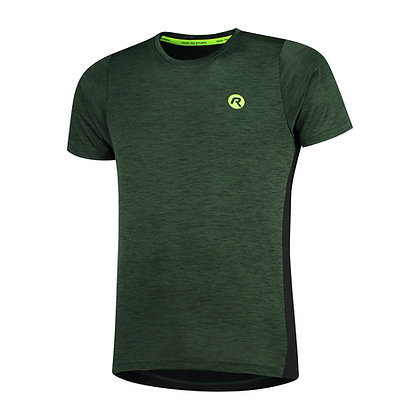 Rogelli Runningshirt Matrix (Heren)