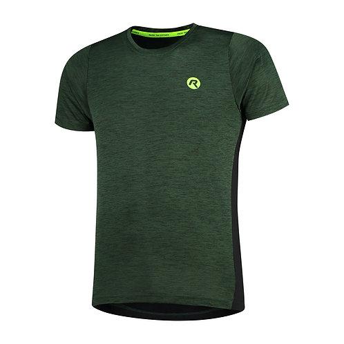 Rogelli Runningshirt Matrix (Heren)