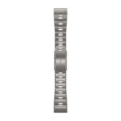 Garmin 26 Quickfit Horlogeband Titanium
