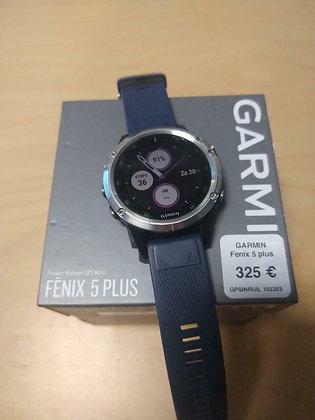 inruil - Garmin Fenix 5 plus GPSinruil nr 102203