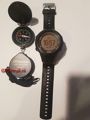 inruil - Suunto Ambit 3 Sport zwart (GPSinruil nr 801)