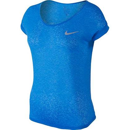 Nike Dri-fit Top Short-Sleeve (Dames)