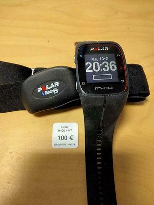 inruil - Polar M400 +HRM H7 (GPSinruil nr 106224)