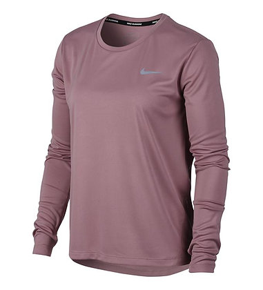 Nike Dri-fit Milar Top Long-Sleeve (Dames)