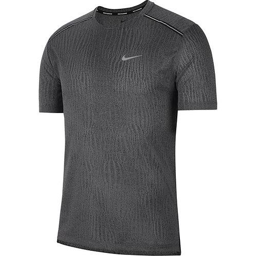 Nike Dri-Fit Miler Hardloop Shirt (Heren)