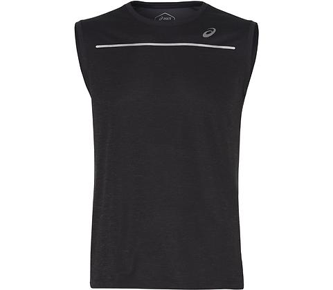 Asics Lite Show Sleevless Shirt (Heren)