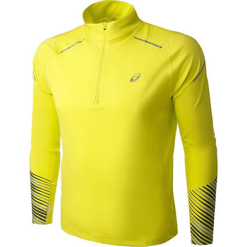 Asics 1/2 Zip Long Sleeve Shirt (Heren)