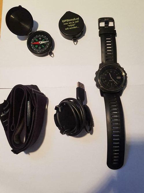 inruil - Garmin Fenix 3 HRM (GPSinruil nr 8112)