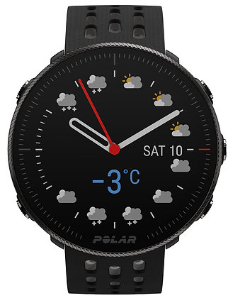 Polar Vantage M2 - Zwart/Grijs
