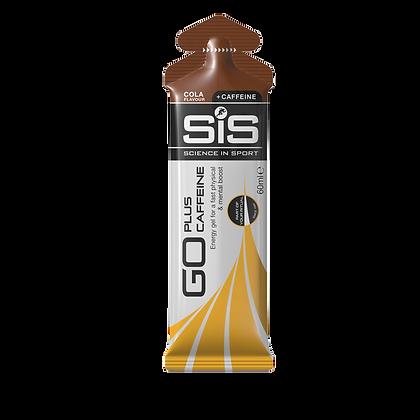 SIS Plus Caffeine Gel Cola (10 stuks)