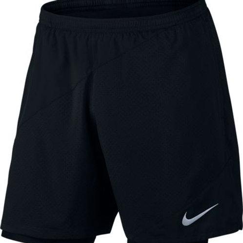 Nike Dri-Fit Flex 2-in-1Hardloopshort (Heren)