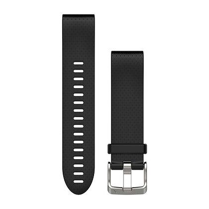 Garmin 20 Quickfit Watchband Zwart