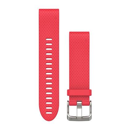 Garmin 20 Quickfit Watchband Azelea Pink